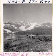 Serpentine Glacier, Alaska, United States