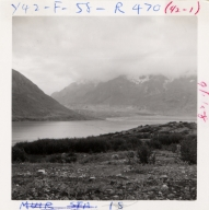 Adams Glacier, Alaska, United States