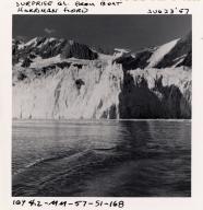 Surprise Glacier, Alaska, United States
