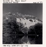 Baker Glacier, Alaska, United States