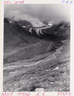 Rainy Hollow Glacier, British Columbia, Canada