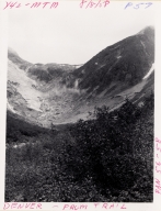 Denver Glacier, Alaska, United States