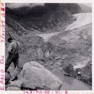 Eagle Glacier (Juneau), Alaska, United States