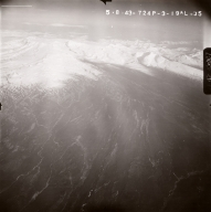 Mount Veniaminof, aerial photograph FL100, Alaska, United States