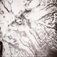 Mount Vsevidof, aerial photograph FL87, Alaska, United States