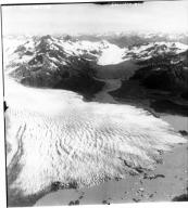 Sheridan Glacier, Alaska, United States
