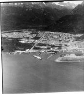 Valdez pipeline terminal, Alaska, United States