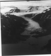 Pedersen Glacier, Alaska, United States