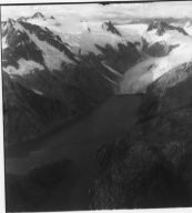 Northwestern Glacier, Alaska, United States