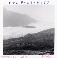 Amherst Glacier, Alaska, United States