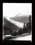 Glacier d'Argentière, Auvergne-Rhône-Alpes, France