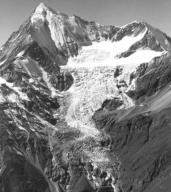 Bisgletscher, Valais, Switzerland