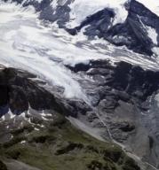 Brunegg-gletscher, Valais, Switzerland