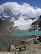 De Los Tres Glacier, Argentina