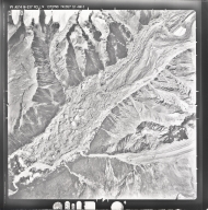 Hayes Glacier, Alaska, United States