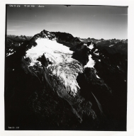 Nohokomeen Glacier, Washington, United States