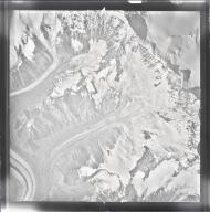 Kluvesna Glacier, Alaska, United States
