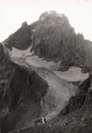 Middle Teton Glacier, Wyoming, United States