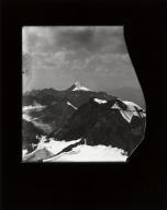 Becca di Luseney Glacier, Valle d' Astoa, Italy