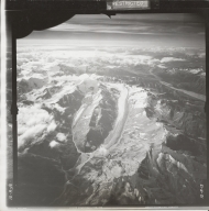 Jarvis Creek, aerial photograph FL 18 R-15, Alaska
