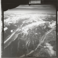 At head of Gerstle River, aerial photograph FL 18 R-21, Alaska