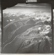 Johnson River, aerial photograph FL 18 R-32, Alaska