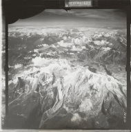 Johnson River, aerial photograph FL 18 R-42, Alaska