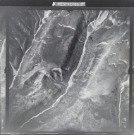 Chief Creek, aerial photograph FL 18 V-43, Alaska