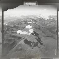 Nabesna Glacier, aerial photograph FL 19 R-39, Alaska