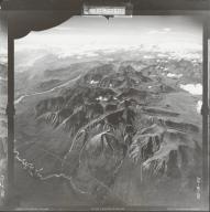 Nabesna Glacier, aerial photograph FL 19 R-42, Alaska