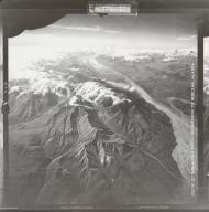 Nabesna Glacier, aerial photograph FL 19 R-50, Alaska