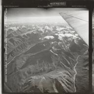 Little Gerstle River, aerial photograph FL 20 L-1, Alaska