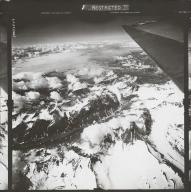 West Fork Yentna River, aerial photograph FL 32 L-57, Alaska