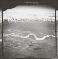West Fork Yentna River, aerial photograph FL 32 R-45, Alaska