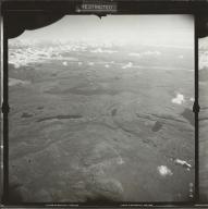 Gakona Glacier, aerial photograph FL 4 R-10, Alaska