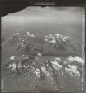 MacLaren River, aerial photograph FL 7 R-1, Alaska