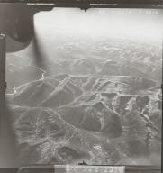 Skeena River, aerial photograph FL 40 R-118, British Columbia