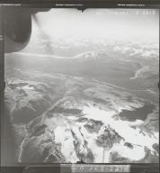 Deltaic Creek, aerial photograph FL 40 L-151, British Columbia
