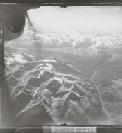 Snowbank Creek, aerial photograph FL 40 L-159, British Columbia