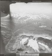 Snowbank Creek, aerial photograph FL 40 L-161, British Columbia