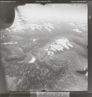 Northeast of Teigen Creek, aerial photograph FL 40 L-165, British Columbia