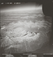 East of Bell-Irving River, aerial photograph FL 40 R-145, British Columbia