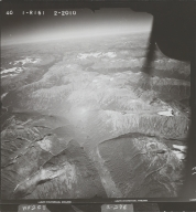 Snowbank Creek, aerial photograph FL 40 R-161, British Columbia