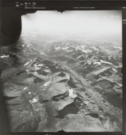 Duti River, aerial photograph FL 49 L-112, British Columbia