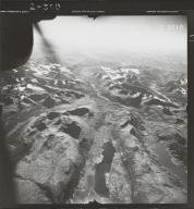 Klappan Range, aerial photograph FL 49 L-116, British Columbia
