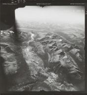 Klappan Range, aerial photograph FL 49 L-130, British Columbia