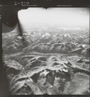 Klappan Range, aerial photograph FL 49 L-137, British Columbia