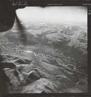 West of Klappan River, aerial photograph FL 49 L-156, British Columbia