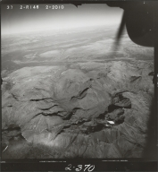 Eagles Nest Range, aerial photograph FL 49 R-146, British Columbia