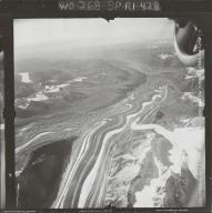 Mount Russell, aerial photograph FL 58 R-1, Alaska